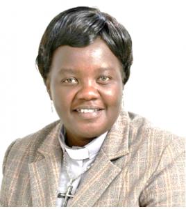 Rev. Dr. Jackline Warille