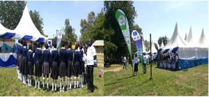 Exhibition of SPEDP during international water day in Koboko municipality