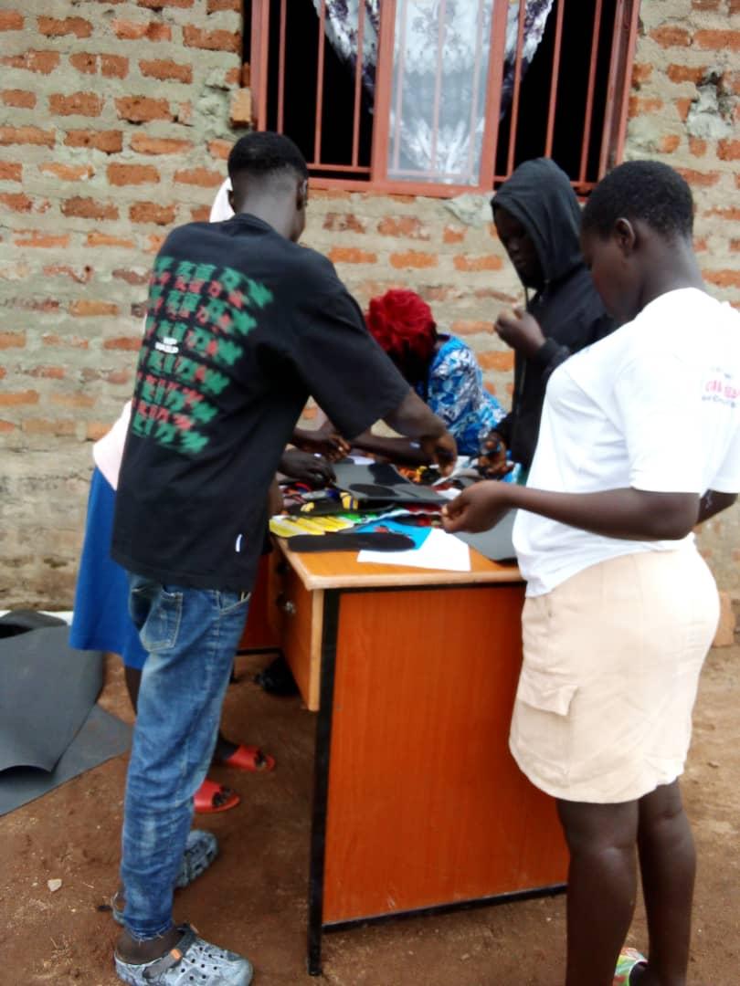 Rhino camp tailoring