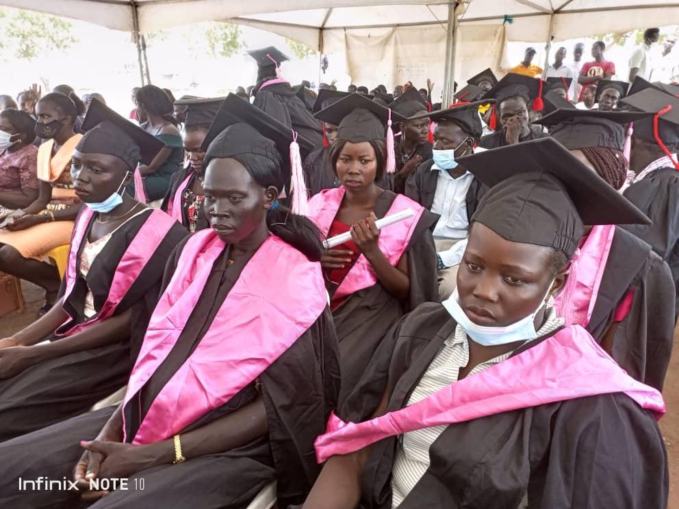 Vocational skills graduation